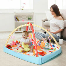 3 In 1 Multifunctional Baby Infant Activity Gym Play Mat Musical W/ Hanging p