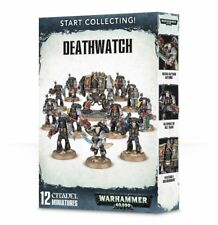 Début Collecting Deathwatch Starter Armée Games workshop Warhammer 40k Artemis