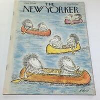 The New Yorker: June 2 1980 Full Magazine/Theme Cover Ed Koren