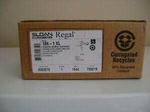 Sloan Regal Flushometer   186 XL  1.0  Urinal