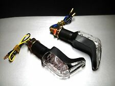 4 X LED SHARK N MINI INTERMITENTE SUZUKI GSX1200,GV1200GL,GSF1250 Bandit,