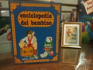 ENCICLOPEDIA DEL BAMBINO - ED.PICCOLI - ANNI 80