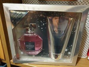 Next Sparkle Perfume Gift Set 100 ml Eau De Parfum 150ml Bodywash Brand New