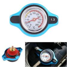 1.3Bar Car Vehicle Radiator Cap Cover Water Temperature Meter Thermostatic Gauge