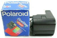 Polaroid One Step Flash 600 Film Instant Camera Boxed UK Fast Post