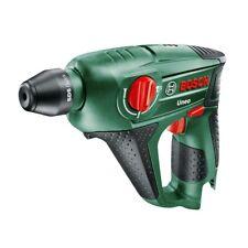 Bosch Uneo Akku Bohrhammer Bohrer Schrauber Hammerbohren ohne Akku grün
