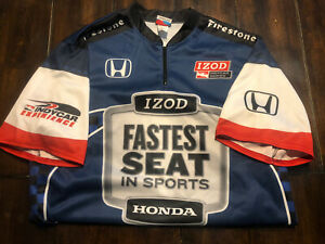Indycar Fastest Seat In Sports Jersey Mario Andretti