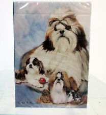 New Shih Tzus Dog Poker Playing Card Set Deck of Cards By Ruth Maystead Tzu
