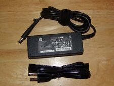 Genuine Hp Compaq 90W Ac Adapter 609940-001 608428-002 19V 4.74A