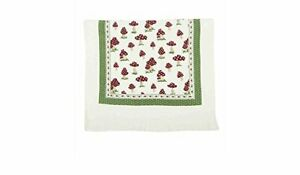 *Clayre & Eef* Küchentuch/ Handtuch 40*60 cm Pilze Pilz  100 % Baumwolle CTPDM