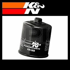 K&N Oil Filter Powersports Motorcycle Oil Filter various Makes/Models - KN-303