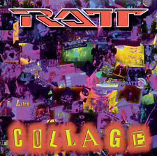 New: Ratt: Collage  Audio Cassette