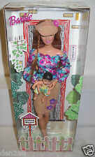 #8323 NIB Mattel White Swan Hotel Going Home Adoption Barbie #3 Doll