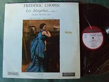 ORAZIO FRUGONI : Les Mazurkas, CHOPIN -  LP MUSIDISC 30 RC 888 - vinyl MINT