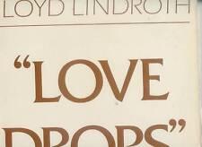 LLOYD LINDROTH LP ALBUM LOVE DROPS