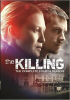 The Killing: The Complete Fourth Season (Season 4) (2 Disc) DVD NEW