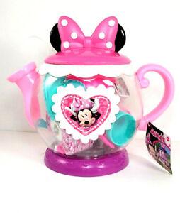 Minnie Mouse Terrific Teapot Set 16 Piece Ages 3+ New Sealed