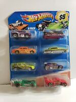 SPECIALTY 8-PACK - Hot Wheels - Mattel 2010 - NOS VHTF FREE SHIPPING