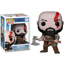 God of War (2018) - Kratos Pop! Vinyl Figure NEW Funko