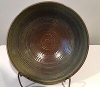 Charles Lakofsky Studio Pottery Ceramic Bowl Signed