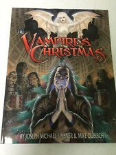 Joseph Michael Linsner Dawn Vampire's Christmas Graphic Novel 1st First Printing