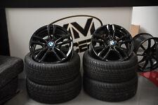 18 Zoll Wheelworld Wh29 et35 5x120 schwarz für BMW 5er F10 M Performance Paket