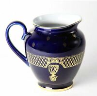 Lomonosov porcelain /'Golden Frieze/' Creamer 4 3//4 Inch