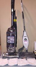 Shark Rotator Powered Lift-Away Vacuum + Bonus Shark Steam Pocket Mop  **USED**