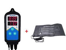Hydroponic Seeding Heat Mat Seed Starter + temperature controller heater plant