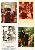 A. GUILLAUME ARTIST SIGNED GLAMOUR 26 Vintage Postcard (2319)