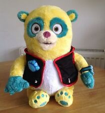 "Disney Store Exclusive 17"" Special Agent Oso Wolfie Soft Plush Toy L@@K��"