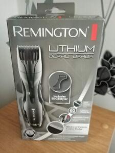 Remington Mens Lithium Beard Barba Beard Trimmer Model No MB350L