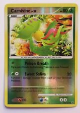 Carnivine REV HOLO - 68/127 Platinum Base Set - Pokemon Card