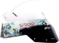 09-15 Kawasaki ZX600 Ninja ZX-6R Puig Z Racing Windscreen Clear  6482W