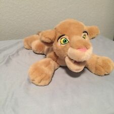 DISNEY Lion King Nala Soft Plush Toy Nice Condition
