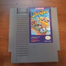 Disney's DuckTales (Nintendo Entertainment System, NES 1989) Tested