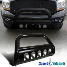 "2006-2008 Dodge Ram 1500 3"" Black Stainless Steel Bull Bar Grill Push Guard"
