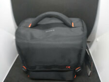 Digital Or Video Camera Bag By SONY Model LCS-SC8 New w/ Tags