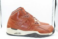 Nike Air Trainer SC Premium + High Sz 11 Medium Curry Dark Brown Net Bo Jackson