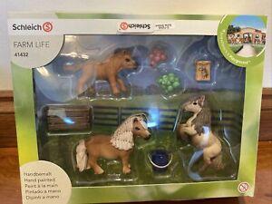 Schleich Farm Life Set 41432 Girls Toy Horses Foal