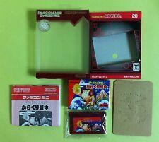 Ganbare Goemon Karakuri Dochu Famicom Mini 20 GBA Gameboy Advance Japan USED