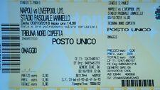 TICKET UEFA YL 2018/19 SSC Neapel Napoli - Liverpool FC