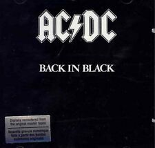 AC/DC Back in black (1980) [CD]