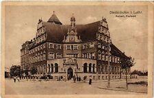 CPA   Diedenhofen i. Lothr. -   Kaiserl. Postamt  (454781)