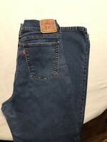 Womens Levis 512 Perfectly Slimming Boot Cut Stretch Jeans. Size 14 M