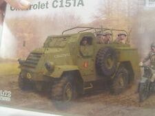 Chevrolet C15TA Infantrie Panzerwagen - IBG Bausatz 1:72 - 72053   #E