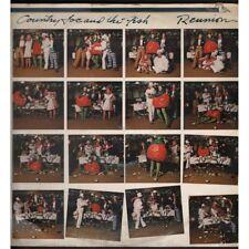 Country Joe And The Fish Lp Vinile Reunion / Pellicano  Nuovo