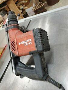 Hilti Te 15 Hammer Drill
