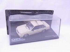 90780 Eaglemoss Opel Collection Opel Senator A2 Taxi 1982-86 Modèle 1:43 Ovp