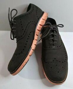 Cole Haan Men's ZERØGRAND Wingtip Oxford Shoes Sz 10 C29672